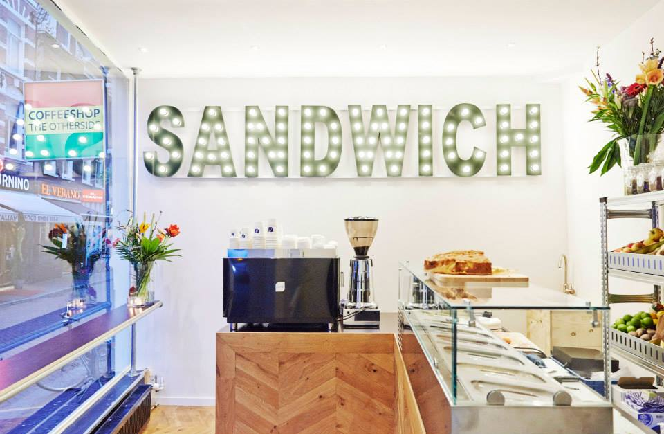 Coffee Concepts Sandwich Bar