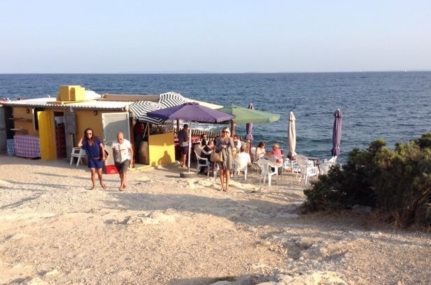 Fish Shack Talamanca beach Ibiza